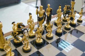 Авторские шахматы в подарок