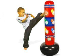 Боксерская-груша для отработки ударов
