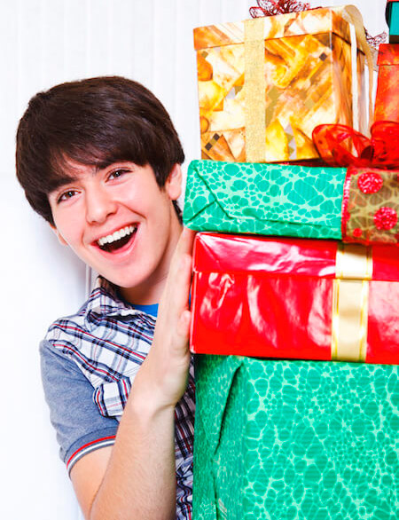 Подарки брату