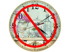 Часы на свадьбу не дарят
