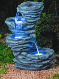 Декоративный фонтан в подарок