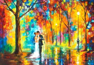 Картина на свадьбу