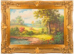 Картина на холсте в подарок