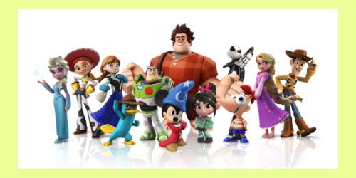 Куклы из мультиков