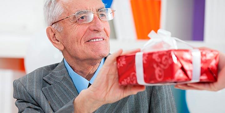Подарок мужчине на 75-летний юбилей