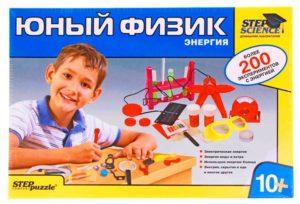 """Набор """"Юный физик"""" в подарок"""