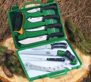 Набор ножей в подарок