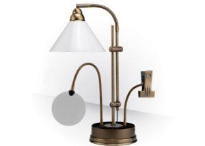 Настольная лампа для рукоделия в подарок