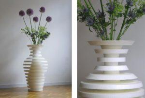 Оригинальная ваза в подарок
