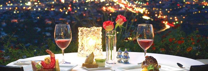 Романтический вечер в подарок