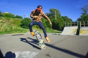 Скейт в подарок на 15-летие