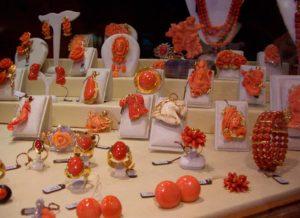 Сувениры из кораллов на годовщину свадьбы 35 лет