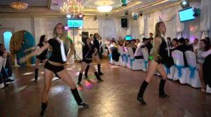 Танец для молодоженов