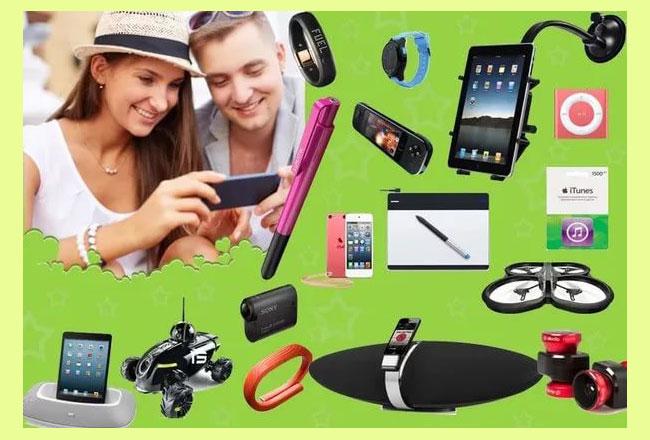 Гаджеты и устройства в подарок
