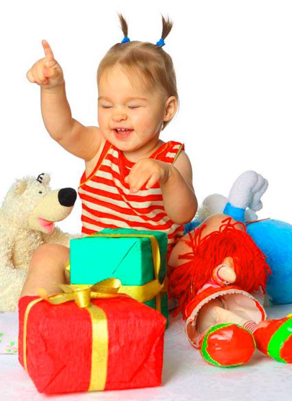 Второй День рождения ребенка