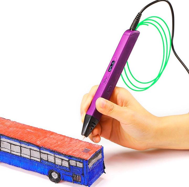 3-d ручка в подарок