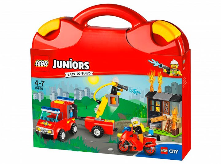 Конструктор Лего в подарок мальчику 4 лет