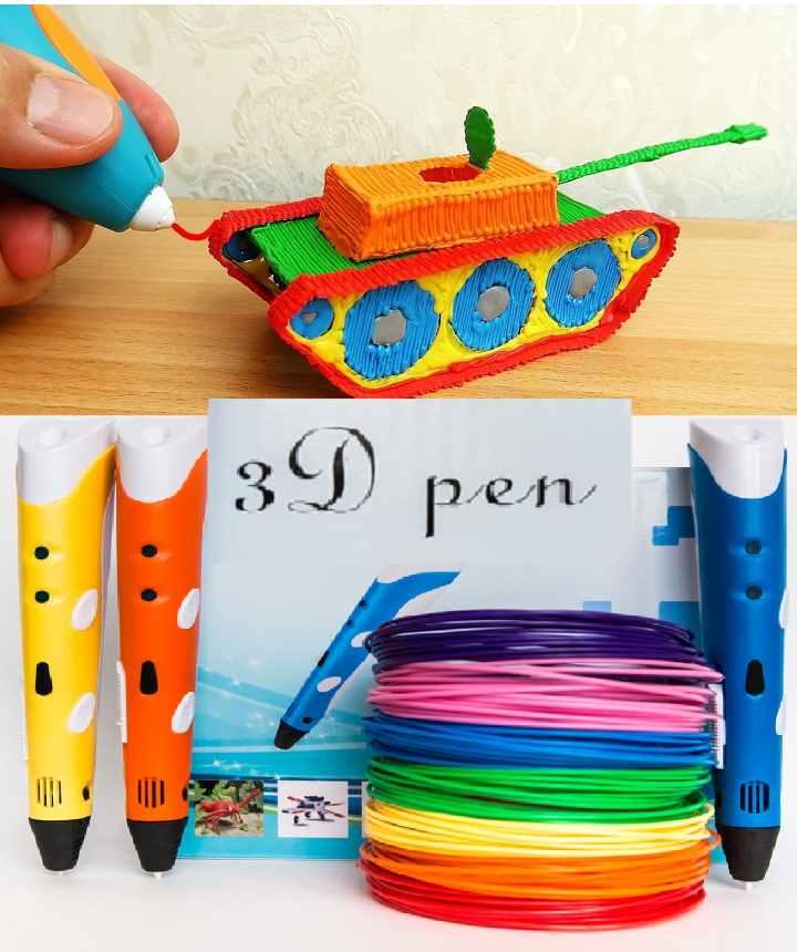 Танк от ручки 3 д
