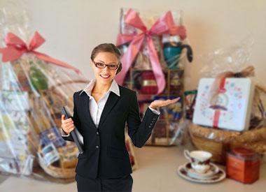 Начальница и подарки