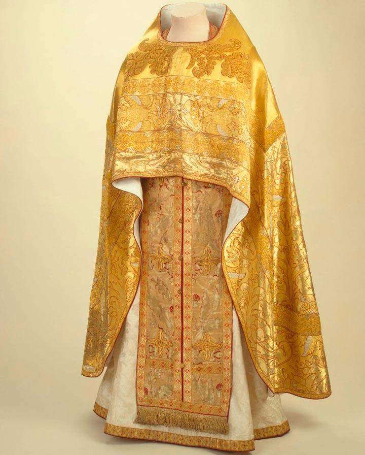 Церковная одежда для батюшки
