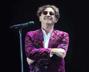 Лепс в лиловом пиджаке