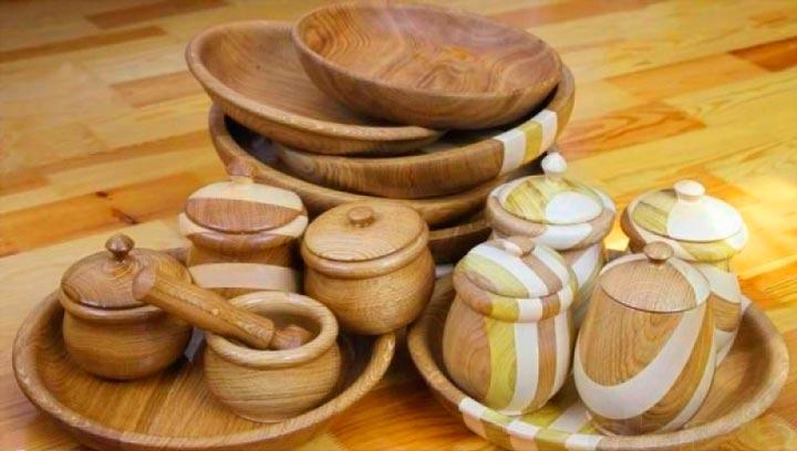 Посуда из экологически чистых материалов