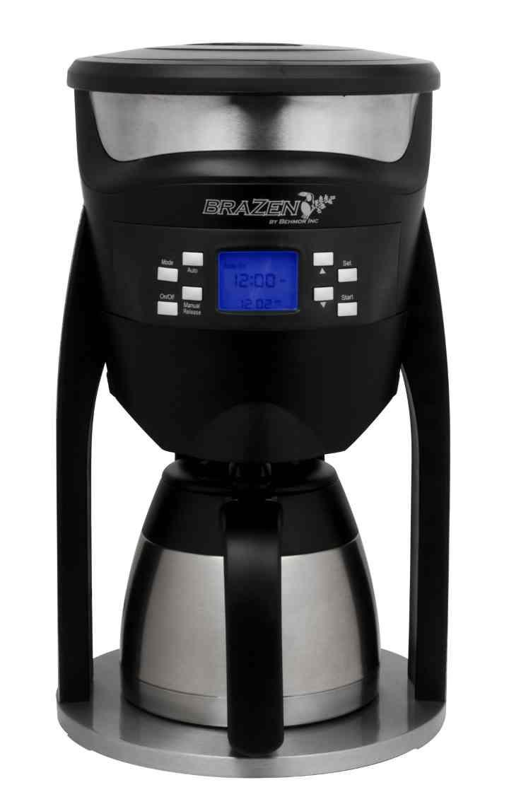 Кофеварка капельного типа сенсорная