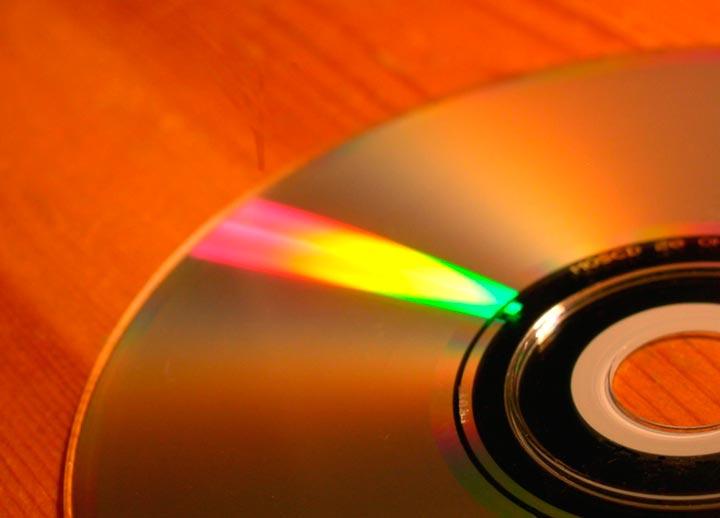 Компакт-диск с духовной музыкой в подарок священнику