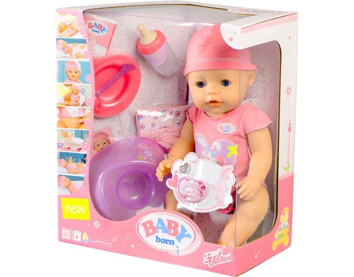 Кукла в подарок пятилетней девочке