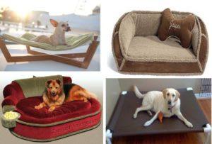 Варианты собачьих лежаков