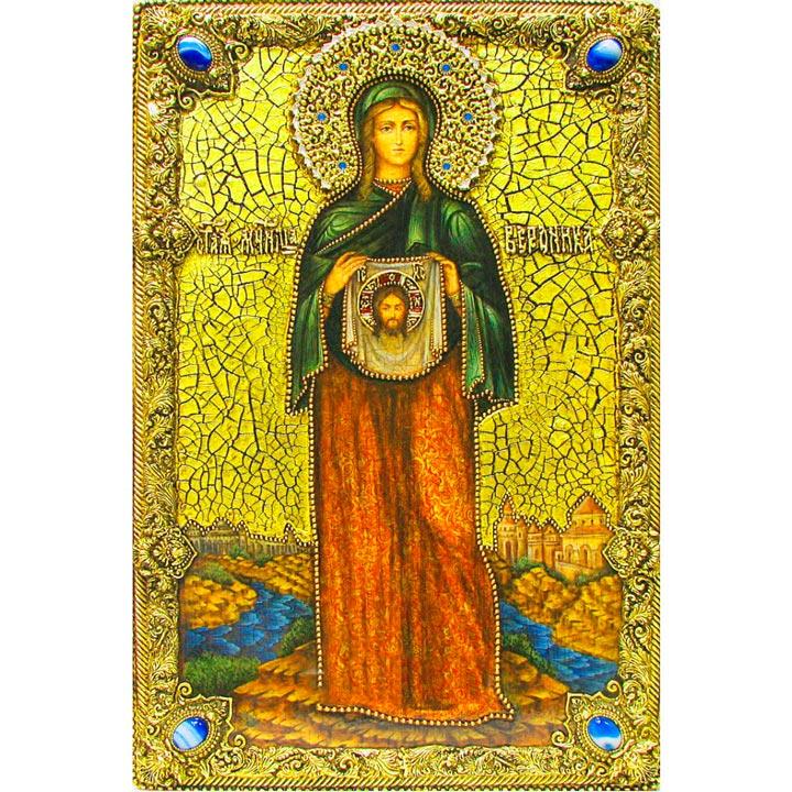 Мерная икона на крестины в подарок