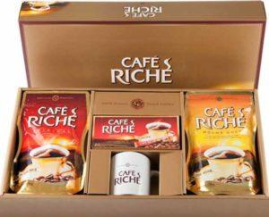 Кофейная коробка