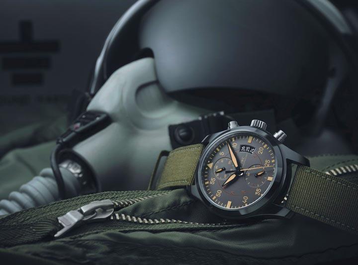 Добротные наручные часы в подарок пилоту