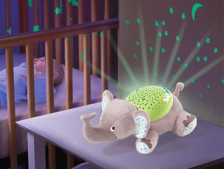 Необычный ночник в подарок малышу