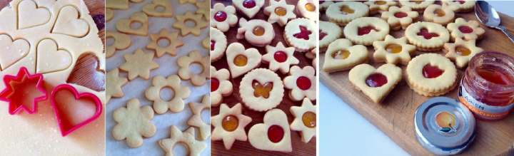Песочное печенье в подарок