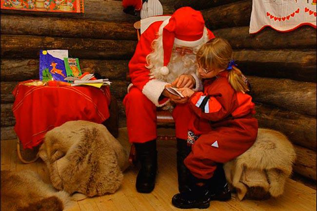 Письмо от ребенка Деду Морозу