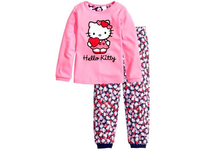 Детская пижама в подарок на Пасху