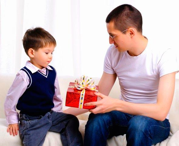 Подарок ребенку на 5 лет