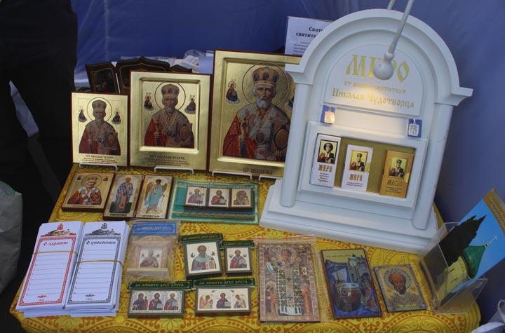 Церковные православные сувениры