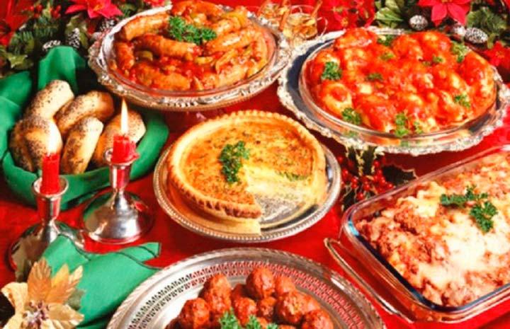 Праздничный ужин своими руками в подарок на юбилей жене
