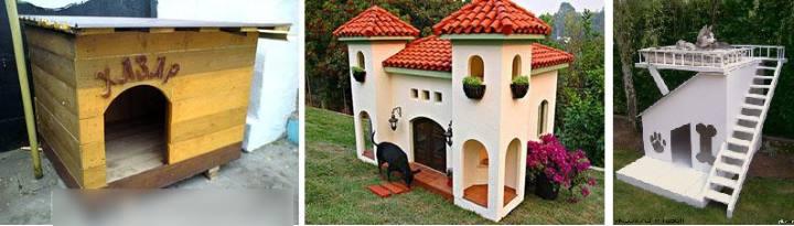 Дома для псов