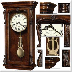 Напольные старинные часы