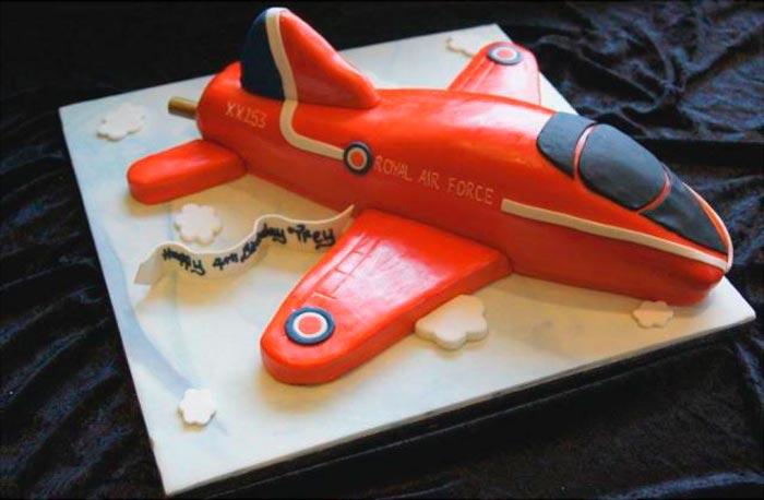 Торт пилоту