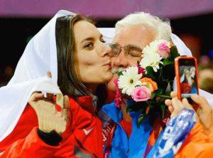 Тренер в поздравлениях