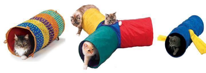 Тоннели кошачьи