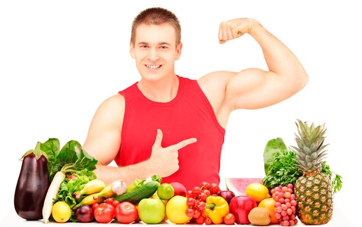 Сила и выносливость от вегетарианства