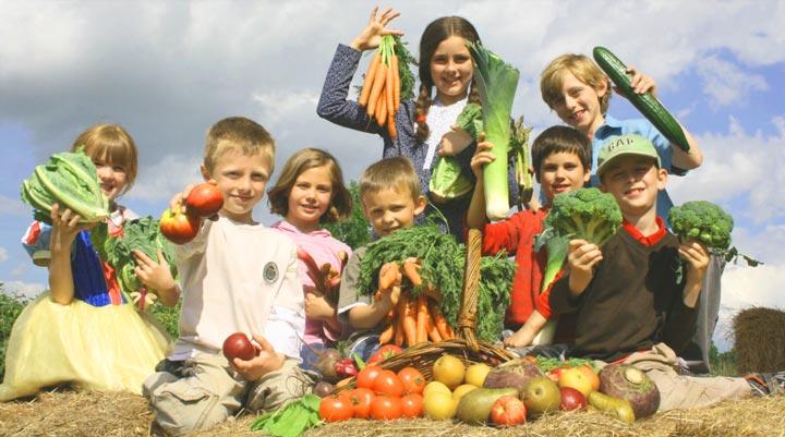 Праздник вегетарианства