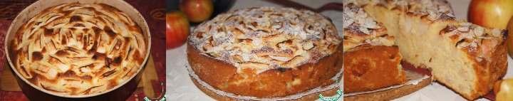 Пирог для бабушки