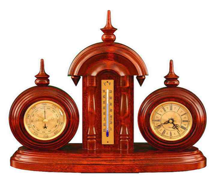 Настольный барометр