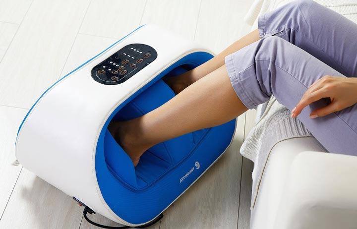 Электромассажер для ног;